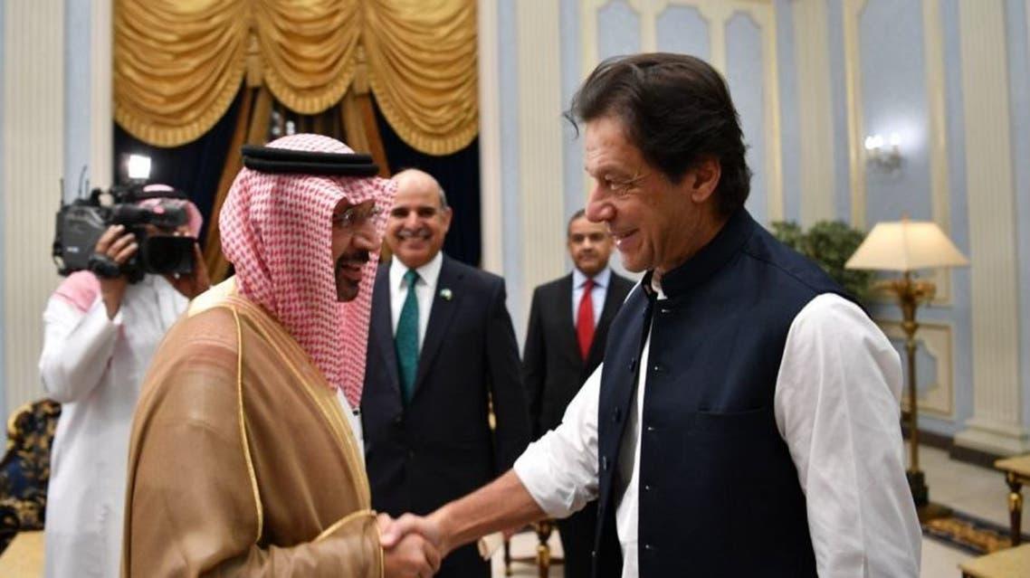 الفالح رئيس باكستان