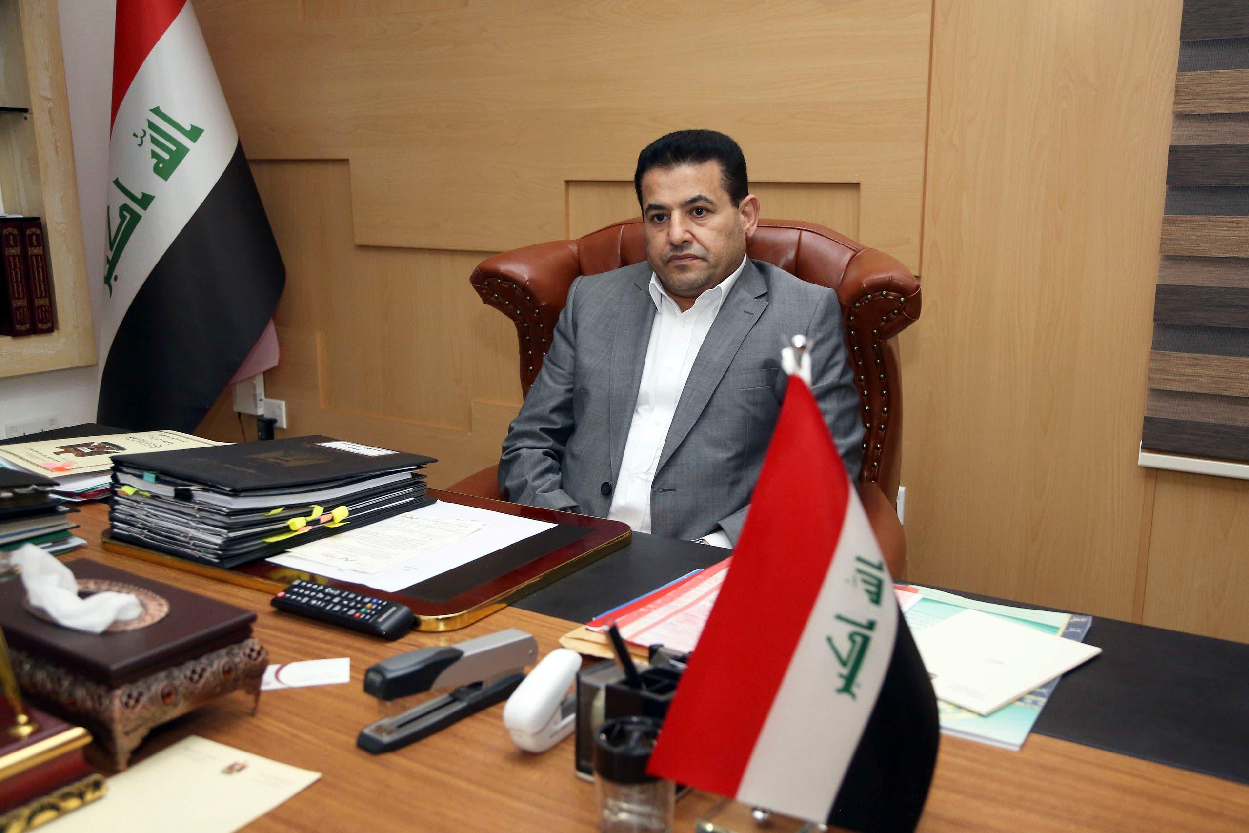 وزير الداخلية العراقي السابق قاسم الأعرجي