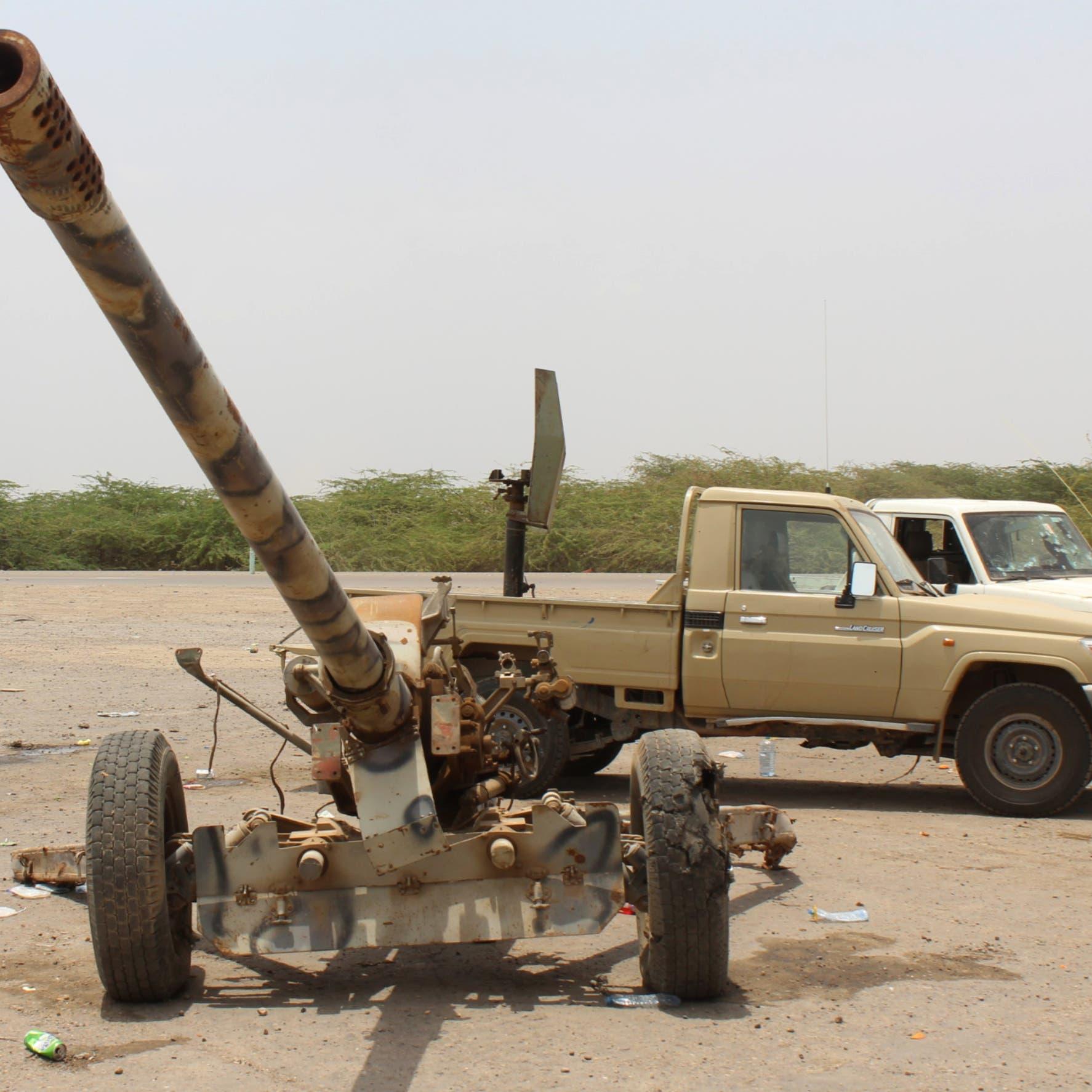اليمن.. الجيش يسيطر على الطريق بين حجة وصعدة