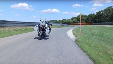 دراجة نارية ذاتية القيادة.. آخر صيحات الذكاء الصناعي