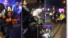 برطانیہ : مسجد کے سامنے گاڑی کی ٹکر سے 3 افراد زخمی