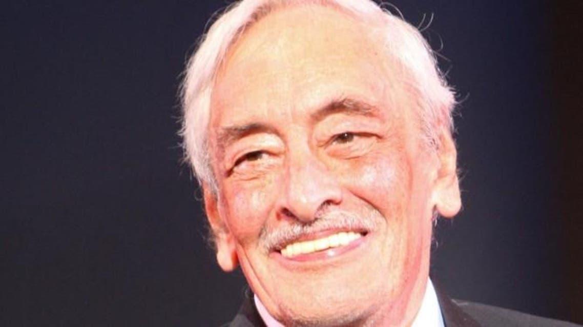 He received a Lifetime Achievement Award from Dubai International Film Festival in 2011. (AFP)