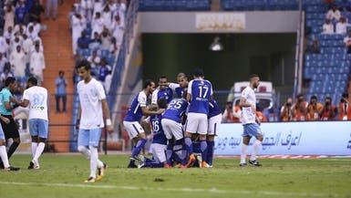 الهلال والشباب يبحثان عن تعزيز صدارتهما في الدوري