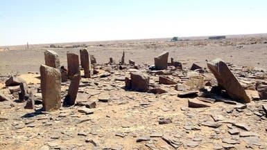 """هل كشف علماء الآثار سر أعمدة """"الرجاجيل"""" في السعودية؟"""