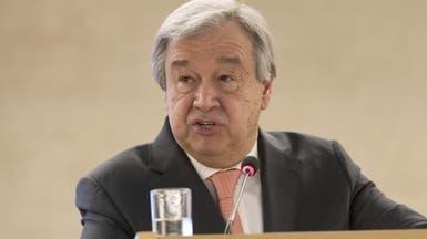 الأمم المتحدة توصي إيران لوقف انتهاكات حقوق الإنسان