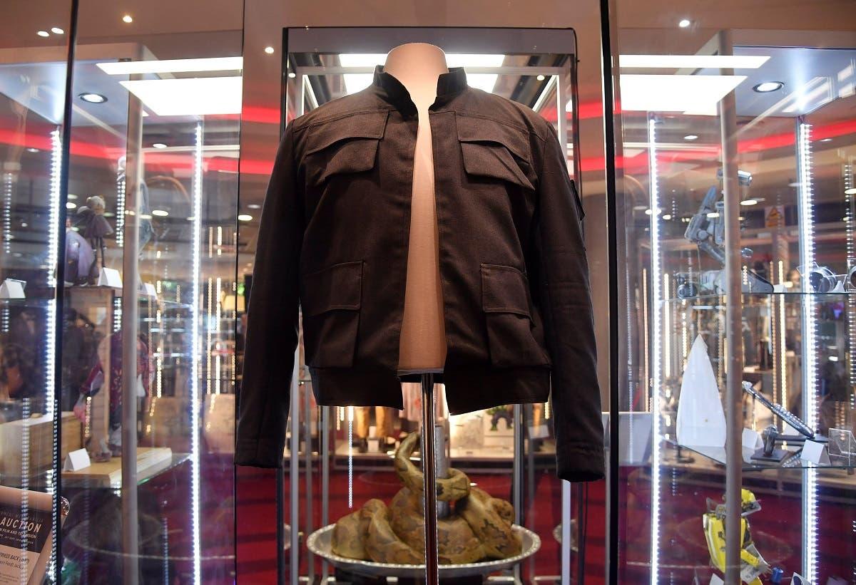 Star wars jacket. (Reuters)