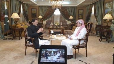 """شاهد.. المقابلة الكاملة لعمران خان.. """"مع تركي الدخيل"""""""