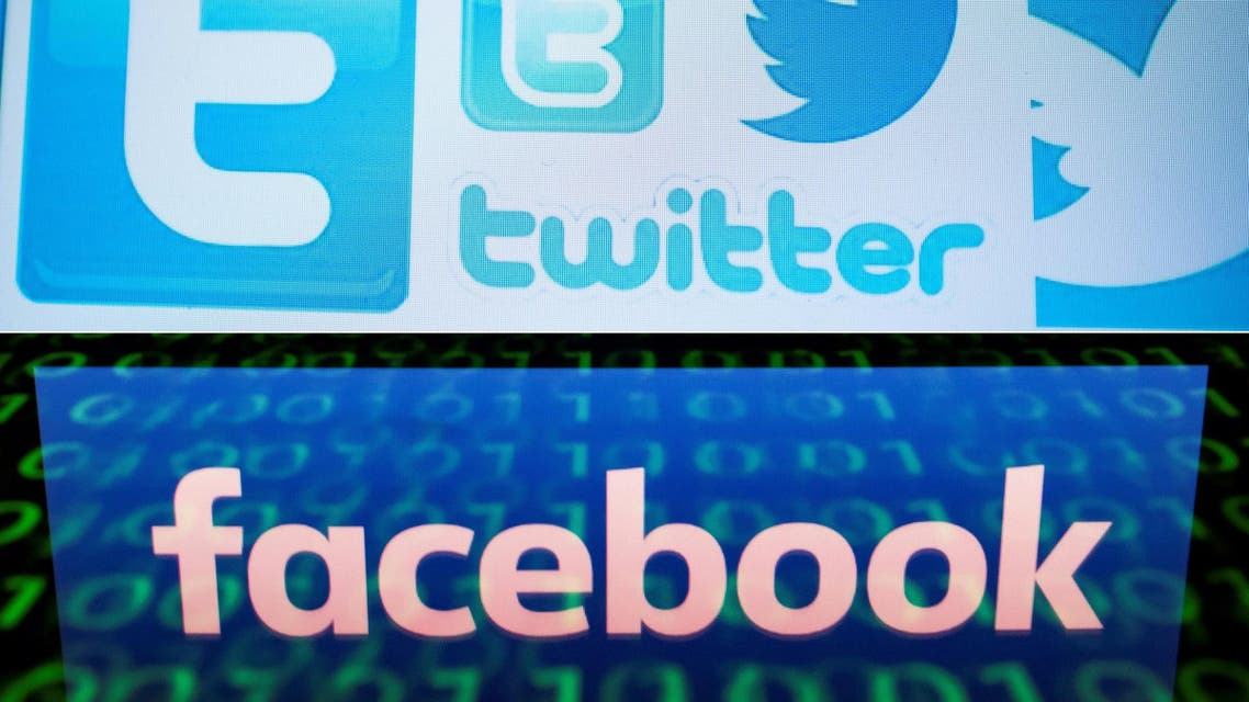 Facebook and Twitter face sanctions unless they comply with European consumer rules by the end of the year. (AFP)