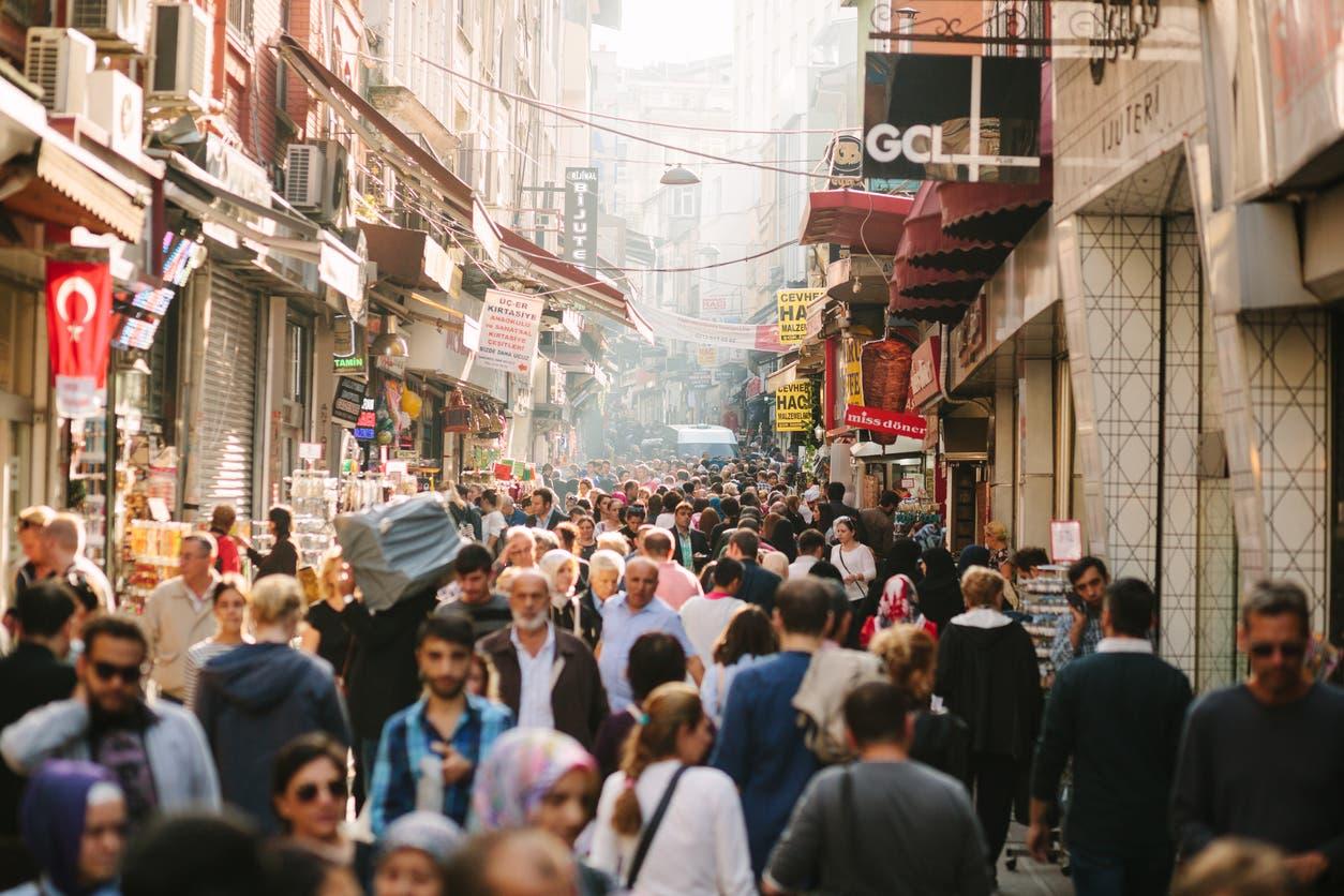سوق تركي (أرشيفية)