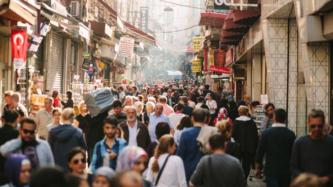 تركيا تسوق أسواق اقتصاد