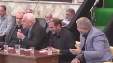 WATCH: Iraqi ambassador to Iran summoned to Baghdad after yelling at citizens