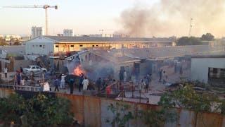 اشتباكات سابقة في طرابلس (أرشيفية)