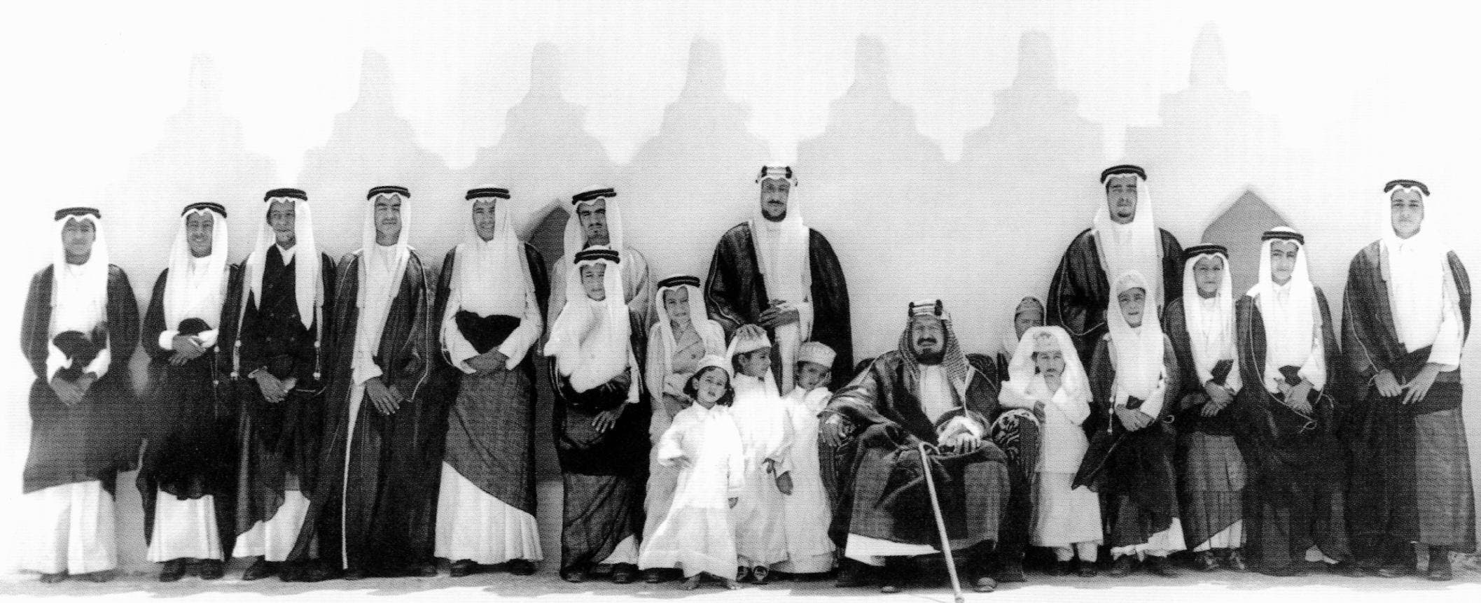 260 rare photographs of Saudi Arabia's founding King can be found in this place