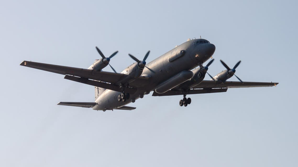 A Russian Il-20 reconnaissance aircraft takes off from Central military airport in Rostov-on-Don, Russia March 6, 2014. Picture taken March 6, 2014. REUTERS/Sergey Pivovarov