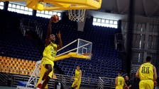 IN PICTURES: From Congo to Greece's basketball league: A migrant boy's journey