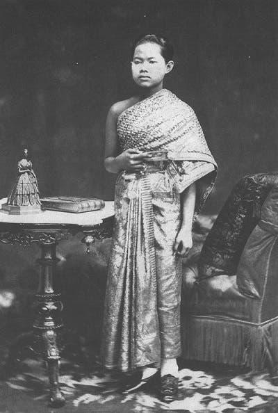 غرقت ملكة سيام (Siam) التي تعرف بتايلاند.حاليا ينقذها بموجب القانون