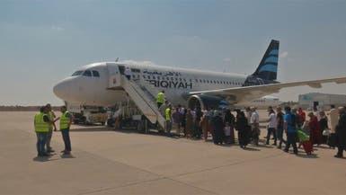ليبيا.. أزمة الطائرة المحتجزة تتصاعد وتعمّق الصراع