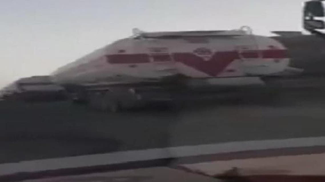 Yemen Tankers (Supplied)