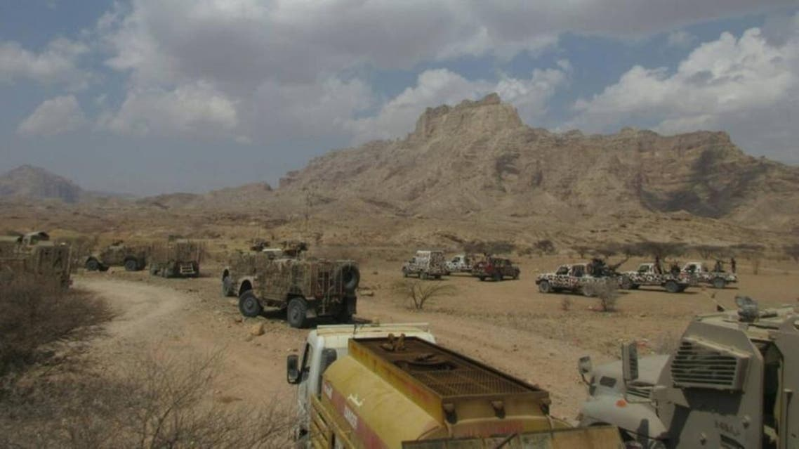 yemen military offensive (Supplied)