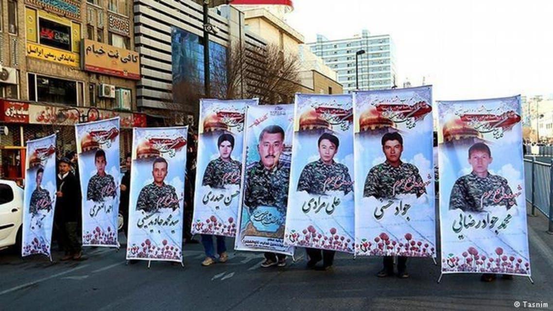 لشکر فاطمیون؛ ایران حمایت می کند و افغان ها قربانی می دهد