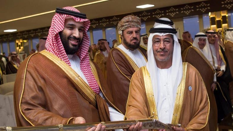 Image result for VIDEO: Saudi Crown Prince attends closing ceremony of the Camel Festival in Taif