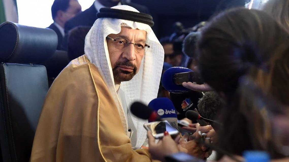 Saudi Energy minister (AFP)