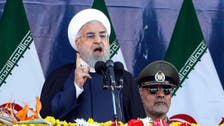 In revolution anniversary speech, Rouhani lays claim to Bahrain, other neighbors