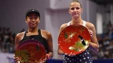 Efficient Pliskova proves too strong for 'tired' Osaka