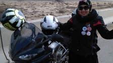 نادیہ عبدالصمد : مصر کی پہلی خاتون ڈیلیوری رائڈر