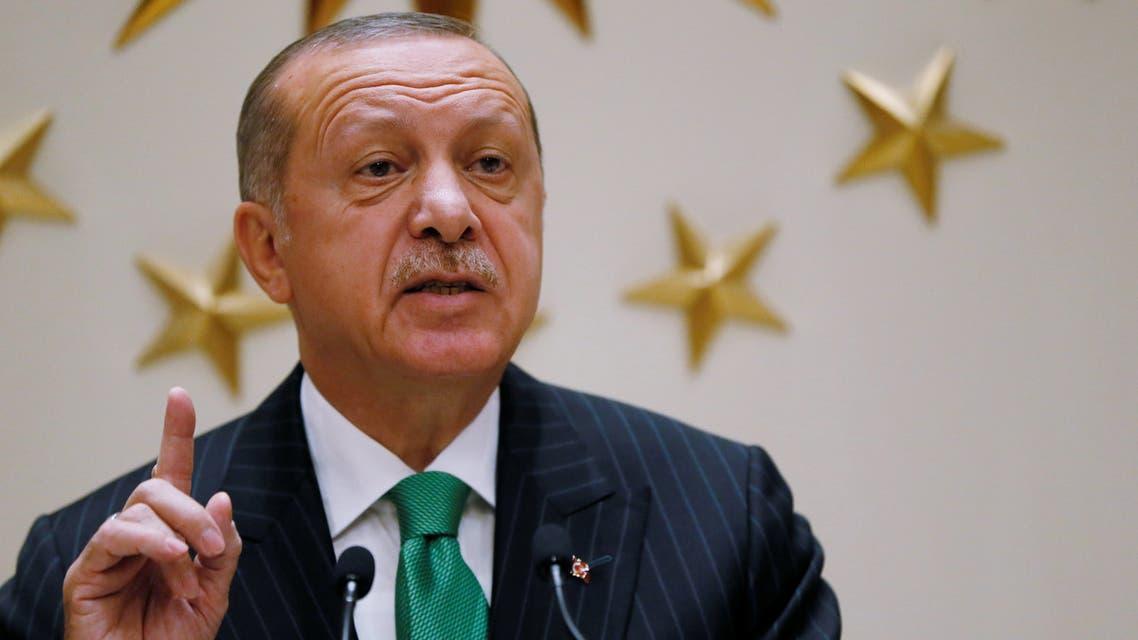 Reuters Erdogan أردوغان