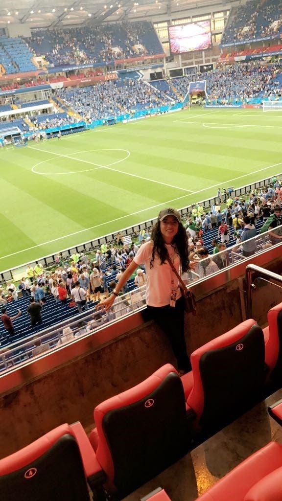 Saudi female football fan becomes professional coach for women teams