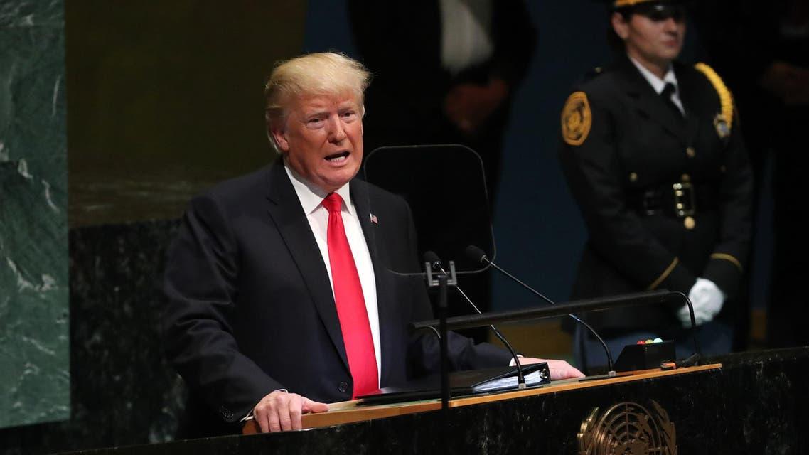 ضربة جديدة من ترمب للأمم المتحدة قبل خروجه من البيت الأبيض