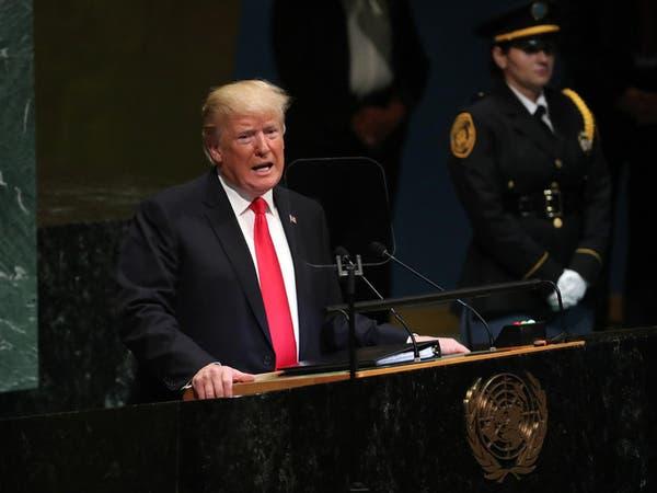 قبل أيام من تسليم سلطته.. ضربة جديدة من ترمب للأمم المتحدة