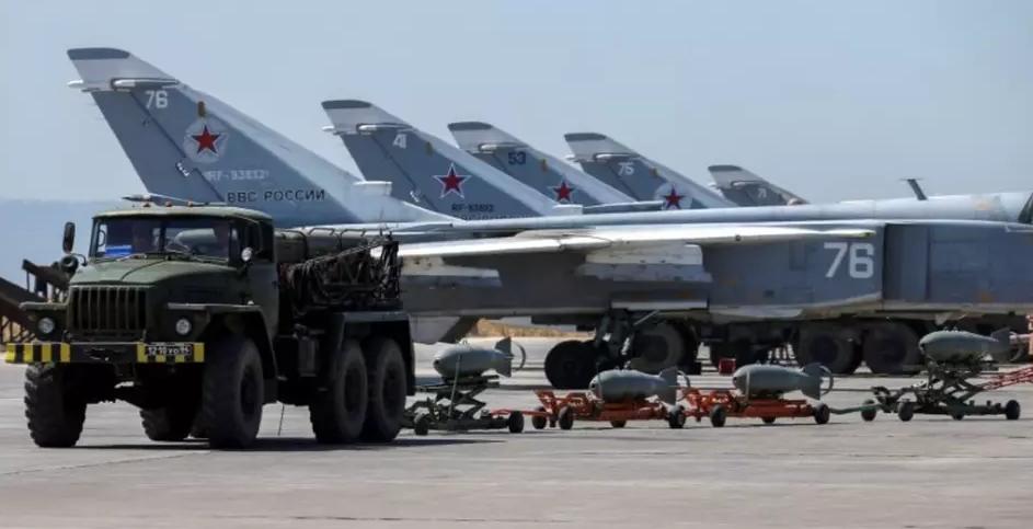 پایگاه روسی حمیمیم در سوریه