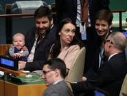 شاهد أول رضيعة تحضر اجتماعات الأمم المتحدة.. فمن هي؟