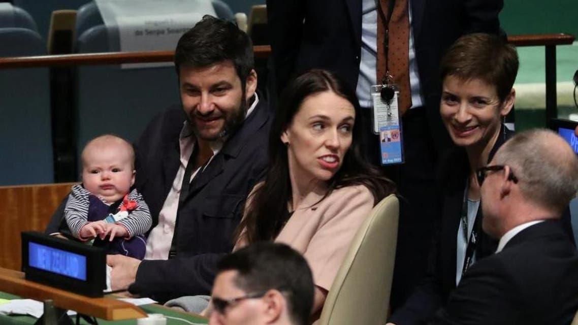 Baby in UN5