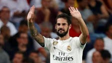 Real Madrid's Isco leaves hospital after appendicitis surgery