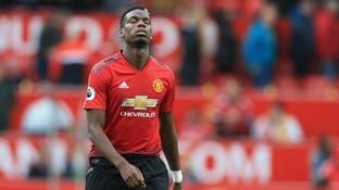 پوگبا به علت مصدومیت برای چند هفته از بازی محروم شد