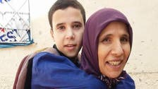 Devoted Moroccan mother: 'I will be my son's arms and legs until my last breath'