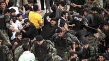 Iran creates 15 police battalions to confront stadium protests