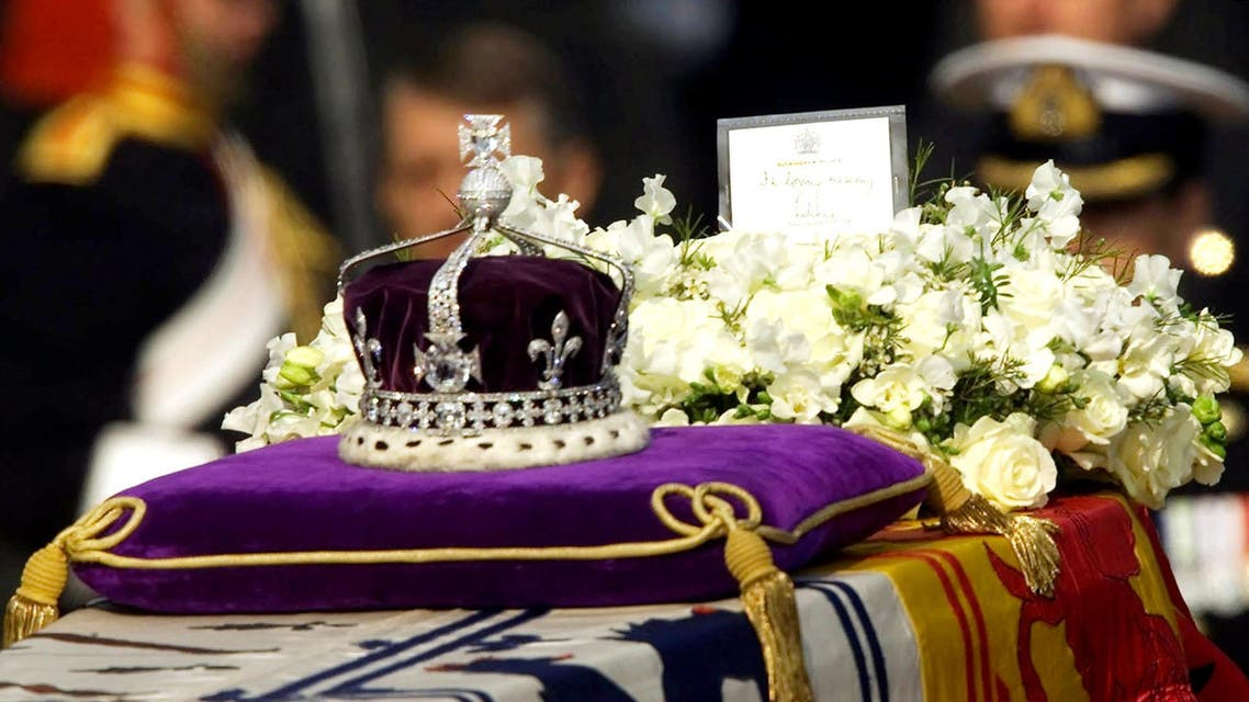 Kohinoor diamond served as the most visible symbol of Britain's imperial dominance of the Indian subcontinent. (AP)