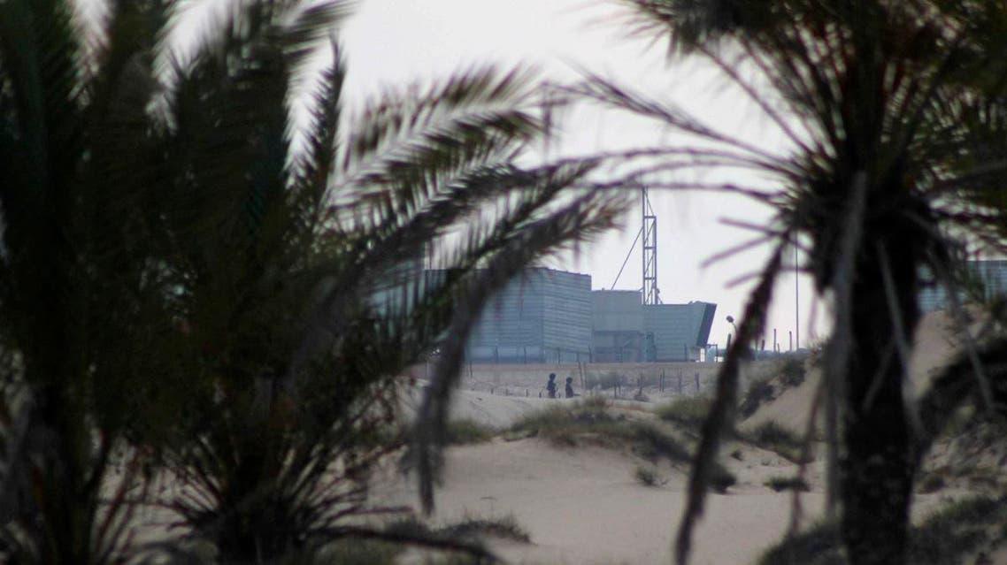 Gas Egypt sinai (AP)