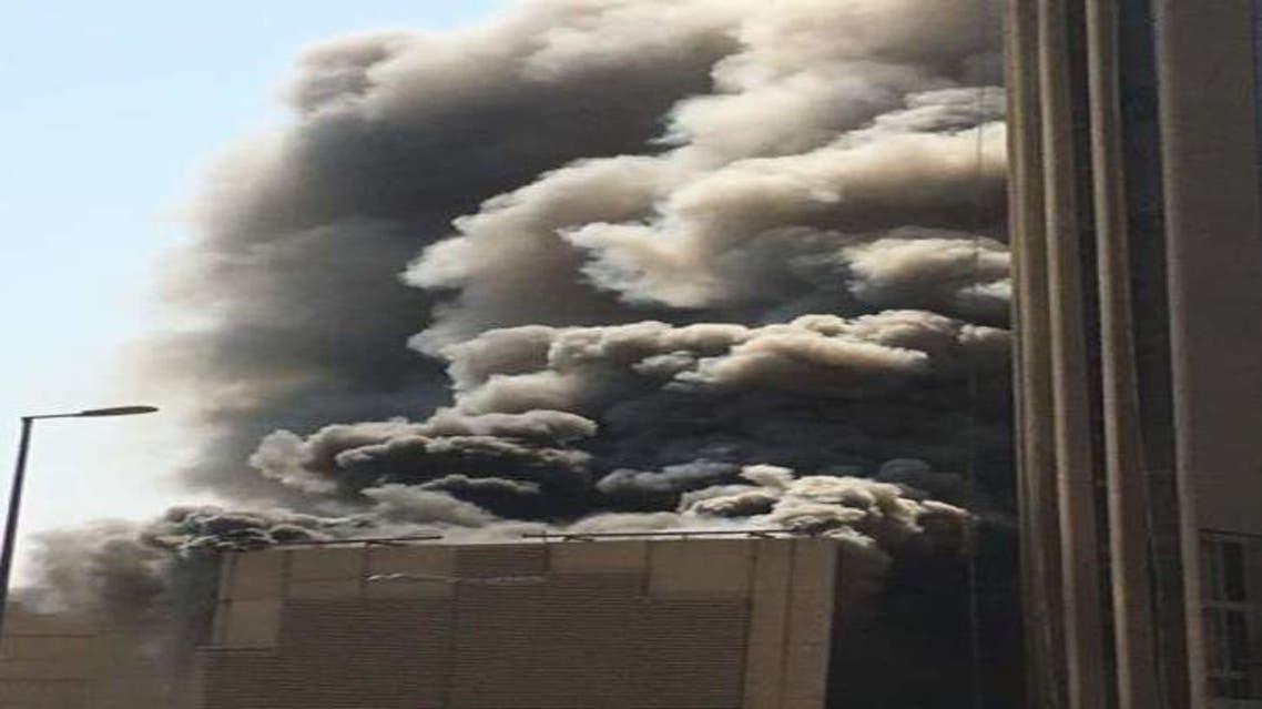 حريق الكويت