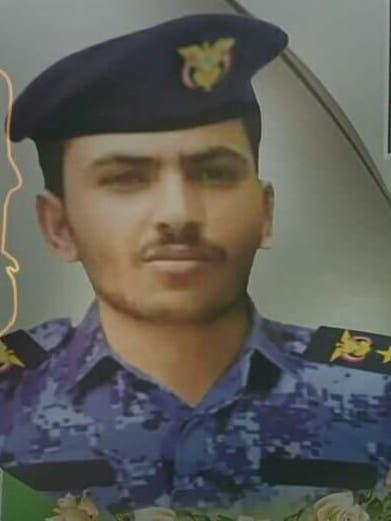 قائد النخبة في مليشيات الحوثي المقدم علي أحمد المعوضي