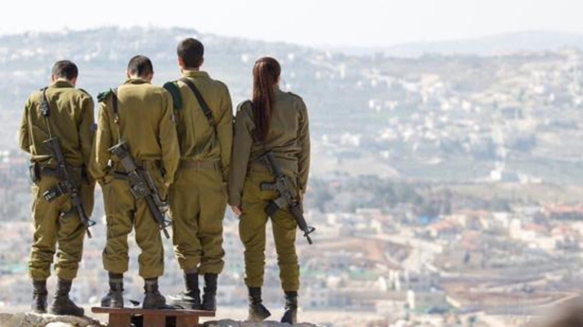 سربازان اسرائيل