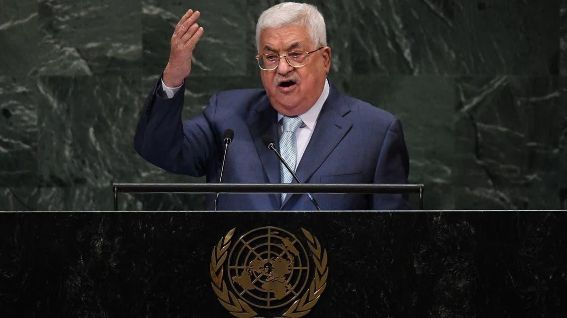 Mahmoud Abbas (AFP)