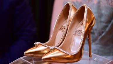 فقط في دبي.. أغلى حذاء بالعالم ثمنه 17 مليون دولار