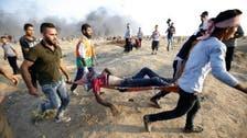غزہ کی سرحد پر تصادم میں 06 فلسطینی شہید، 500 زخمی