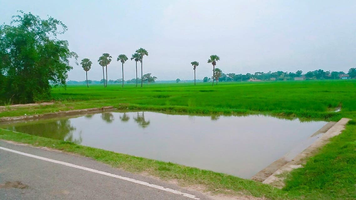 A countryside in Aurangabad district of Bihar. (Supplied)