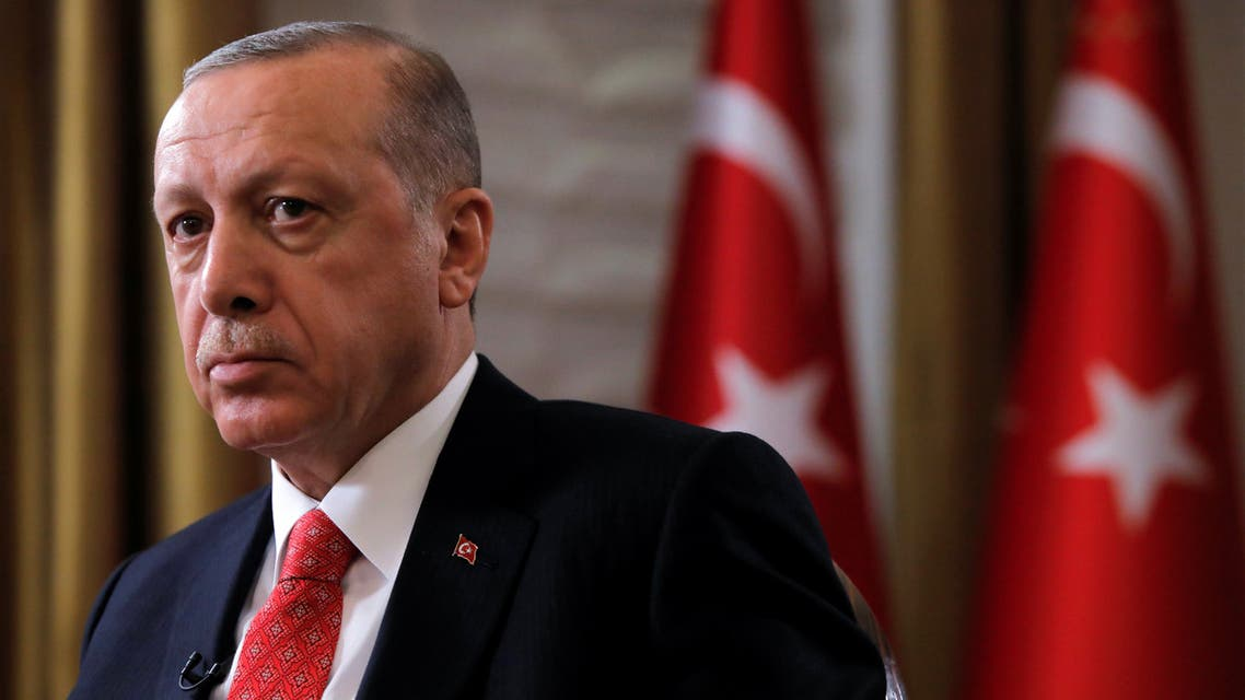 Reuters Erdogan أردوغان